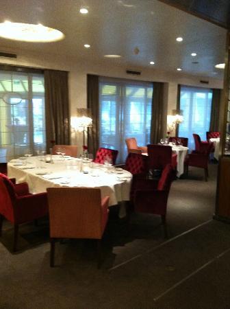 Hotel Restaurant Oud London : Restaurant