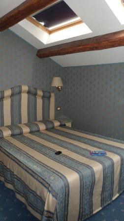 Hotel Conterie: Cama