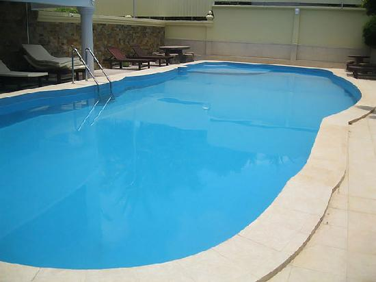 King Gold Hotel: swimming pool