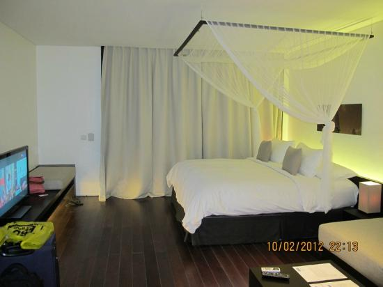 Taum Resort Bali: inside my room