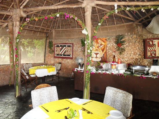 دورادو كوتدج: ristorante 
