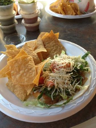 Fiesta Fresh Mexican Grill: Fish Taco ( nothing special)