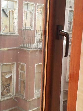 Adonis House Taksim: Roomview