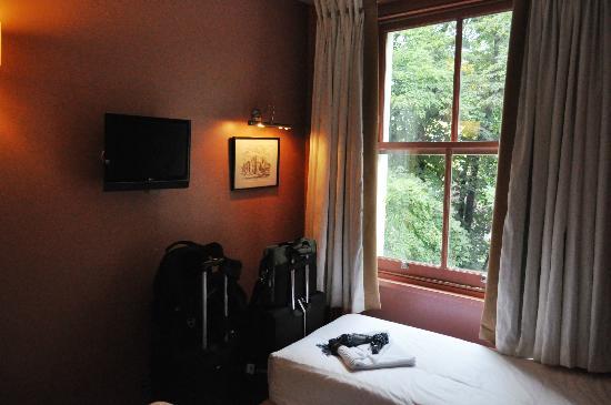 Castleton Hotel: quarto duplo