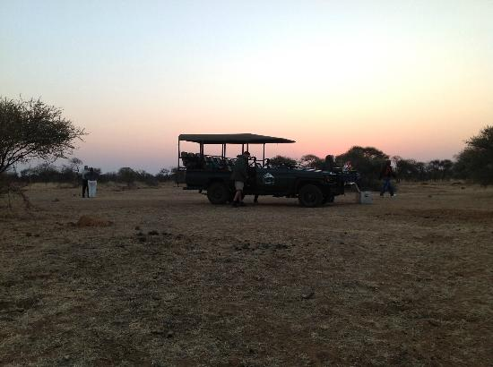 Etali Safari Lodge: Etali's safari drive