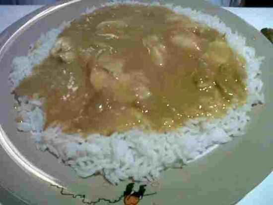 O Faroleiro: Rock Lobster Curry