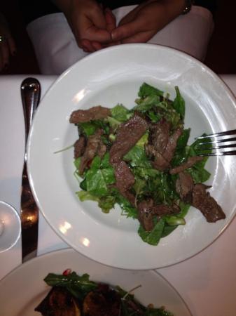 La Brise : steak salad