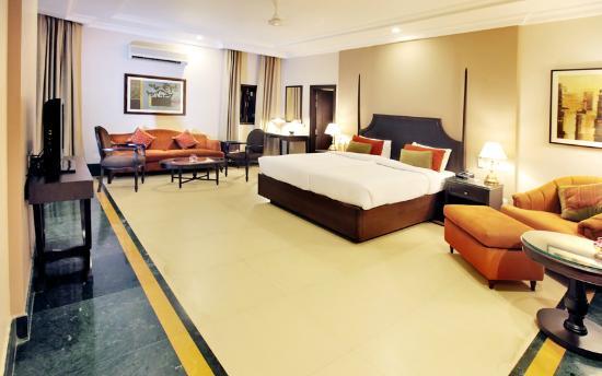 View of Ganga Lahari suite