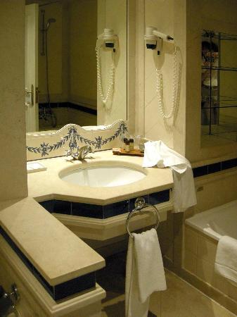 M'AR De AR Muralhas: Wash basin