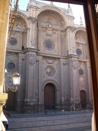 Casa de la Catedral : Vistas