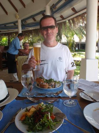 Centara Grand Island Resort & Spa Maldives : Restaurant