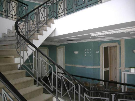 M'AR De AR Muralhas: Staircase