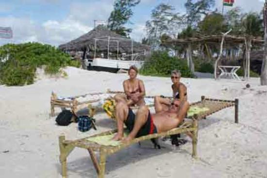 Tembo Village Resort Watamu: plage de Watamu 
