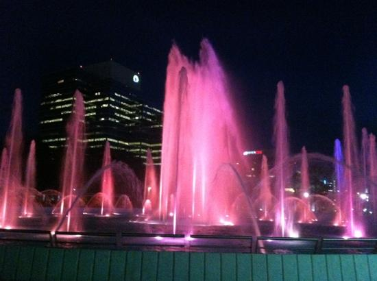 Friendship Fountain: beautiful