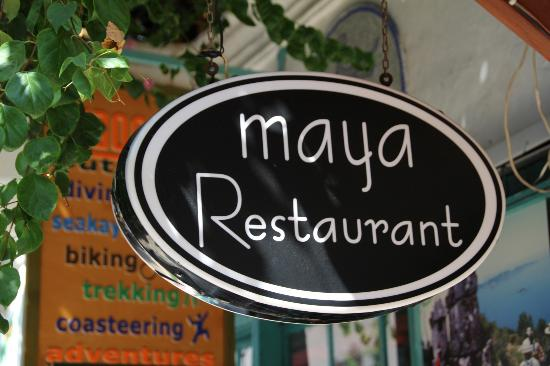 Maya steakhouse: Maya Restaurant