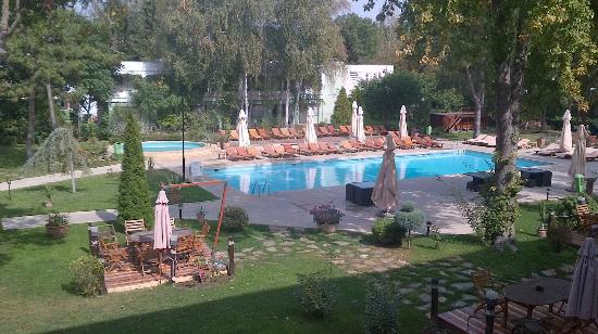 Cocor Spa Hotel : View from room 106