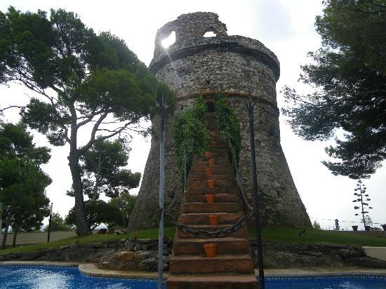 Gran Hotel Rey Don Jaime: La Torre Barona