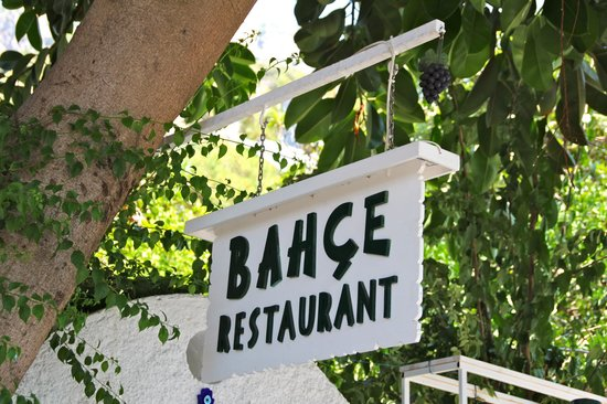 Bahce Restaurant