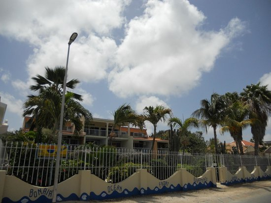 Bonaire Oceanfront Apartments照片