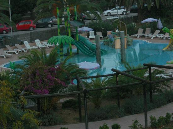 Balansat Resort: Piscina infantil