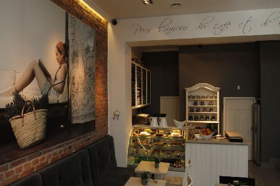 Restauracja KawiarniaLavenda Cafe & Galeria