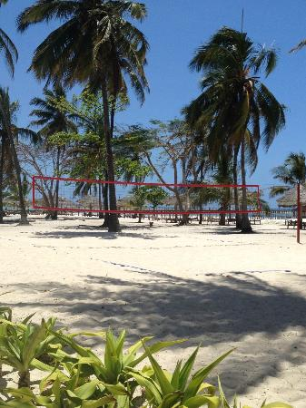 Dongwe Club: campo da beach