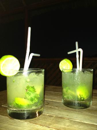 Dongwe Club: mojito al pontile