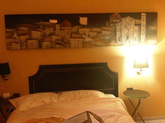 โรงแรมลิโด้: Il letto