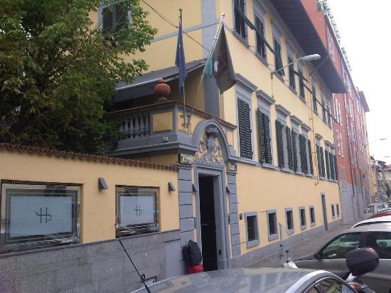 Hotel Lido: L'esterno