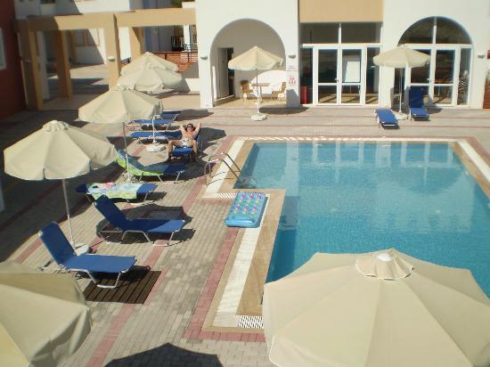 Gennadi, Grecja: pool