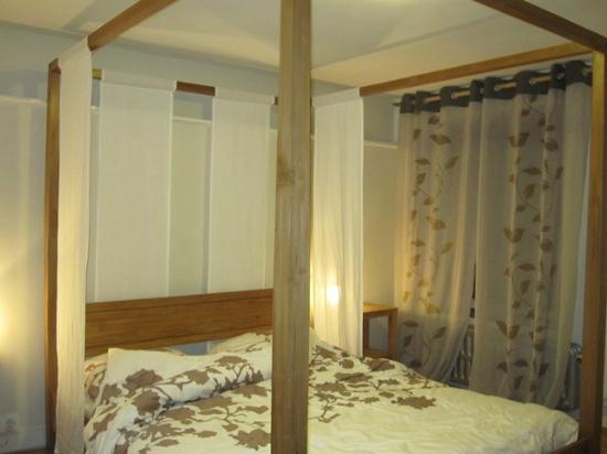 Beltane Bed & Breakfast : The bed
