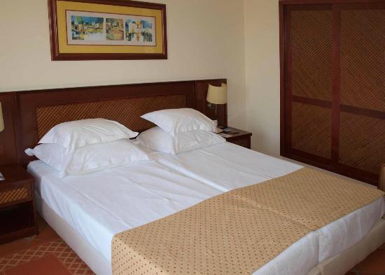 Vila Gale Albacora: Beds