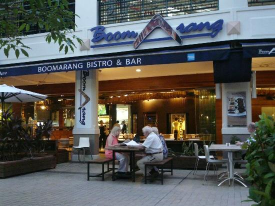 Boomarang Bistro & Bar: Good Food