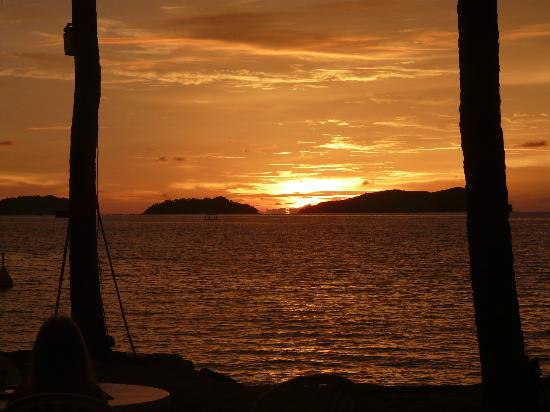 Sutera Harbour Resort (The Pacific Sutera & The Magellan Sutera): Sunset