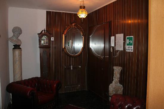 B&B Fabio Massimo: ingresso abitazione