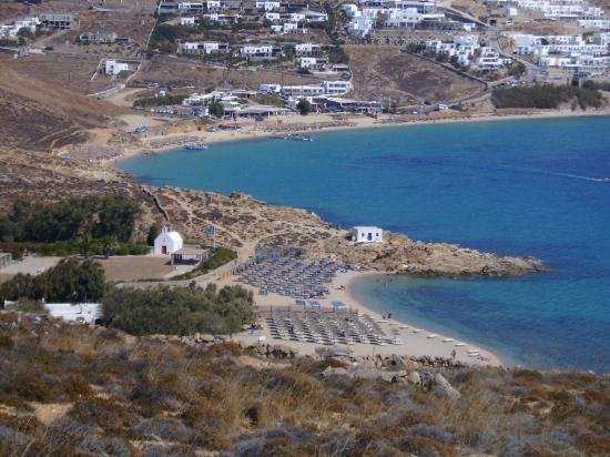 Agrari Beach: Agrari Elia Beaches