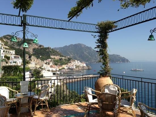 Hotel Santa Caterina: バー