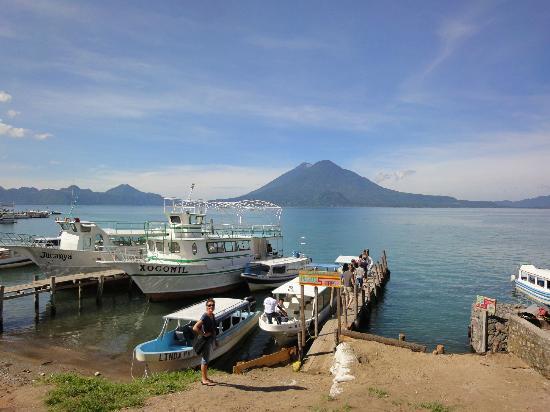 Hotel Posada de Don Rodrigo Panajachel: Lago Atitlan