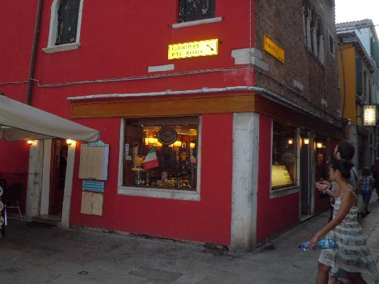 Trattoria Ca' Foscari Al Canton: A warm, friendly and welcoming restaurant in beautiful Venice