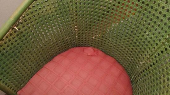 Hotel Cais da Oliveira: fauteuil