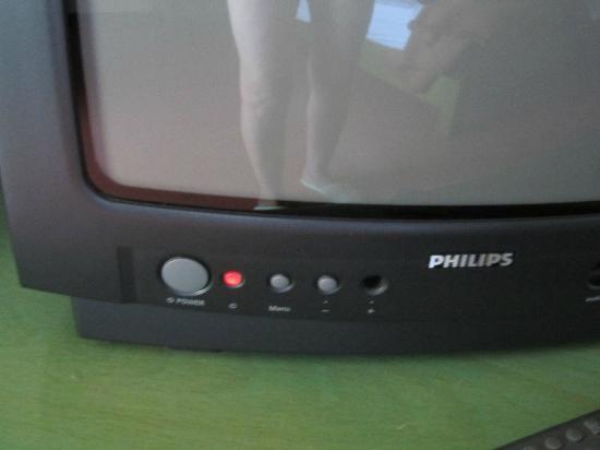 Hotel Cais da Oliveira: télé