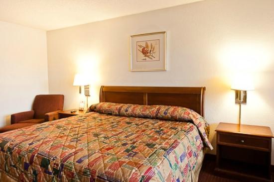 Key West Inn : King room