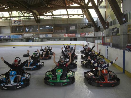 Karting Extreme Verbier : Corporate events in Verbier