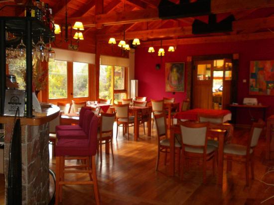 Antuquelen Hosteria Patagonica: Hotel
