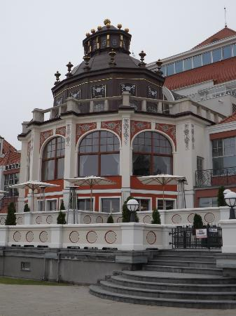 Sheraton Sopot Hotel: Rotunda Bar