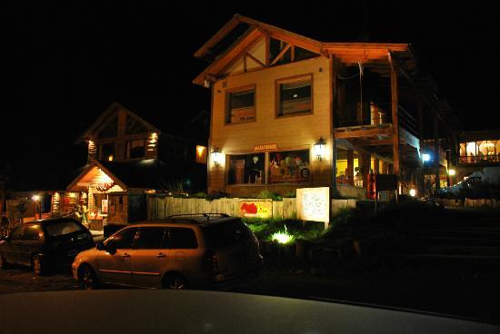 Antuquelen Hosteria Patagonica: Centro Angostura