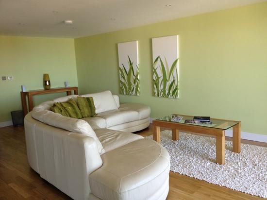 Natural Retreats Fistral Beach: lounge