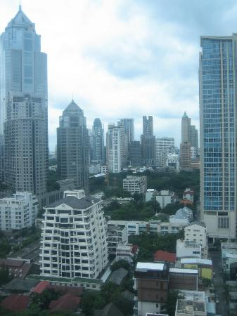 Majestic Grande Hotel: View from 23rd floor