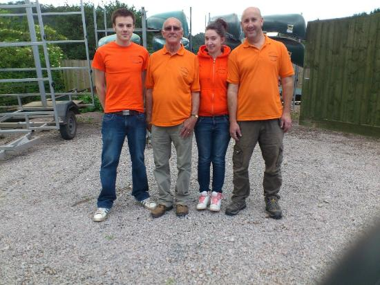 Ross on Wye Canoe Hire - Day Trips: the canoe hire team