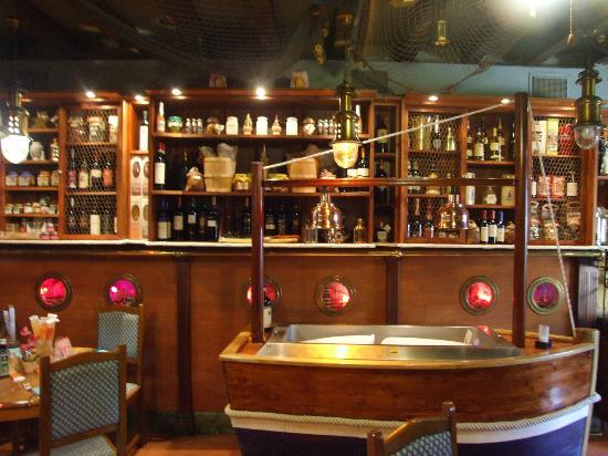 La Riviera: meuble boutique